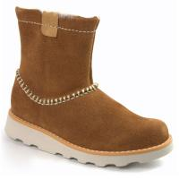 Clarks Crown Piper Inf Tan 26135899 Main